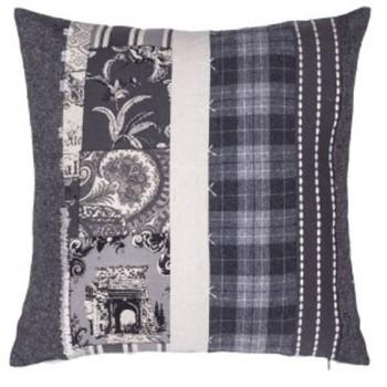 Avinoam - Natural/Gray - Pillow