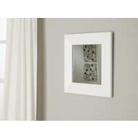 Odelyn - White - Accent Mirror
