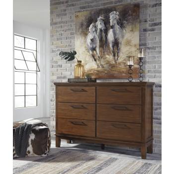 Ralene - Medium Brown - Dresser