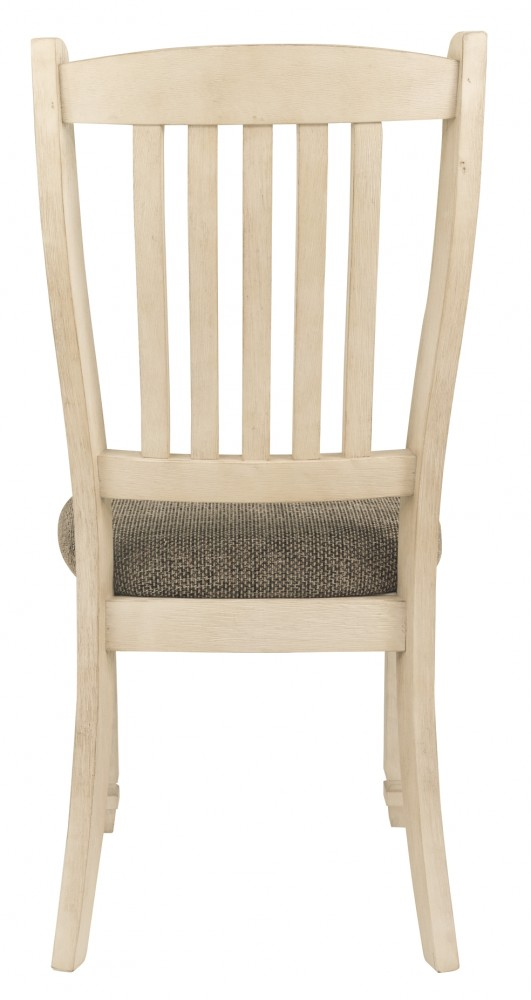 Swell Bolanburg Antique White Dining Uph Side Chair 2 Cn Pabps2019 Chair Design Images Pabps2019Com
