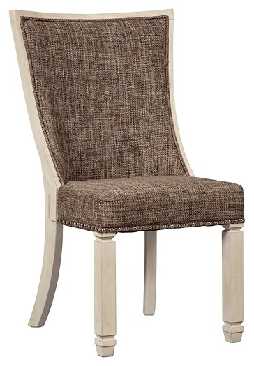 Bolanburg - Antique White - Dining UPH Side Chair (2/CN)