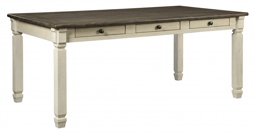 Bolanburg - Antique White - Rectangular Dining Room Table