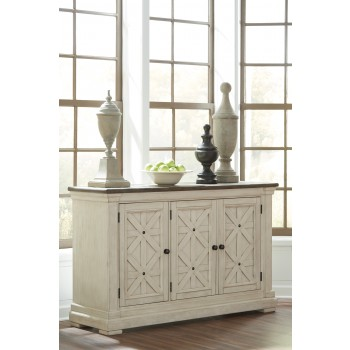 Bolanburg - Antique White - Dining Room Server
