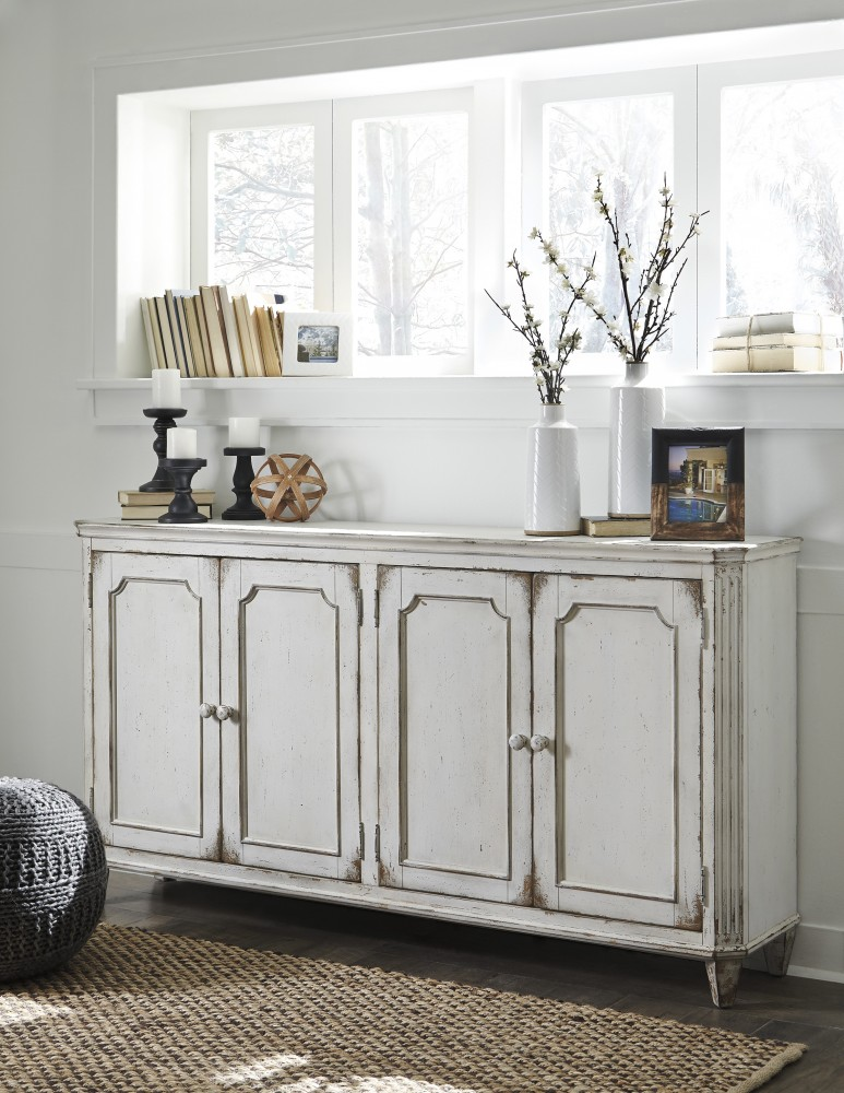 Mirimyn - Multi - Door Accent Cabinet