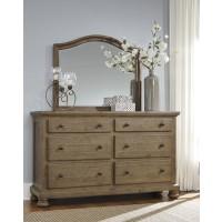 Trishley Dresser & Mirror