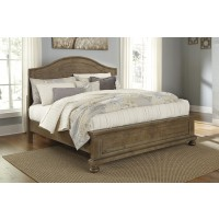 Trishley King Panel Bed