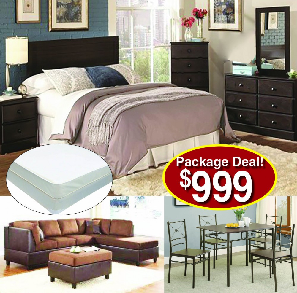 Furniture Store Cheap Prices: Furniture Package #2