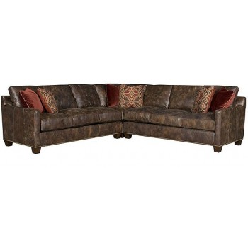 KING HICKORY Darby Sectional