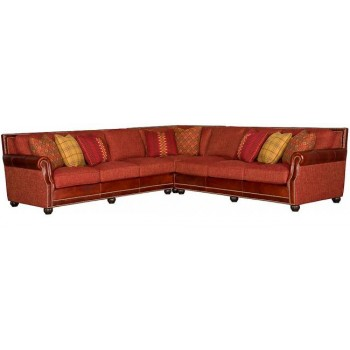 KING HICKORY Julianna Sectional
