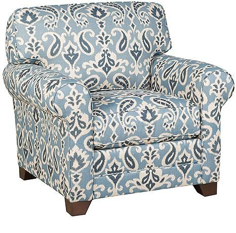 KING HICKORY Bentley Fabric Chair