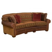 KING HICKORY Bentley Conversation Sofa