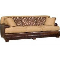 KING HICKORY Morocco Sofa