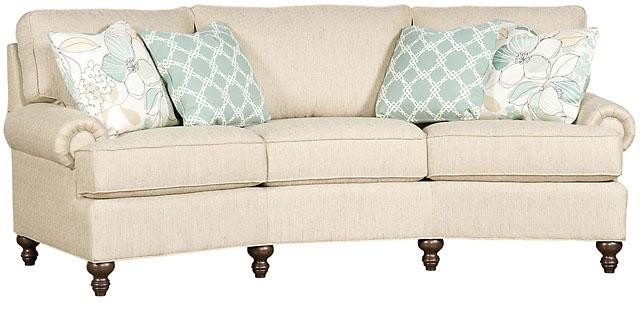 KING HICKORY Chatham Conversation Sofa
