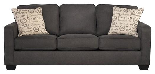 Alenya - Charcoal - Sofa