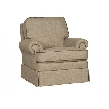 KING HICKORY One Swivel Chair Medium