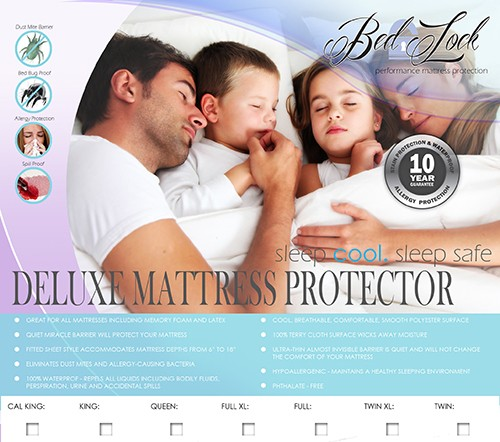 Easy Rest Bed Lock Mattress Protector
