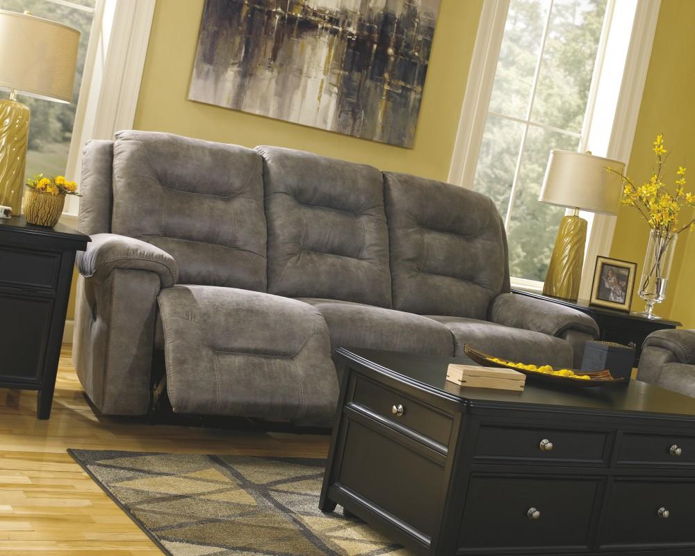Rotation Smoke Reclining Sofa 9750188 Reclining