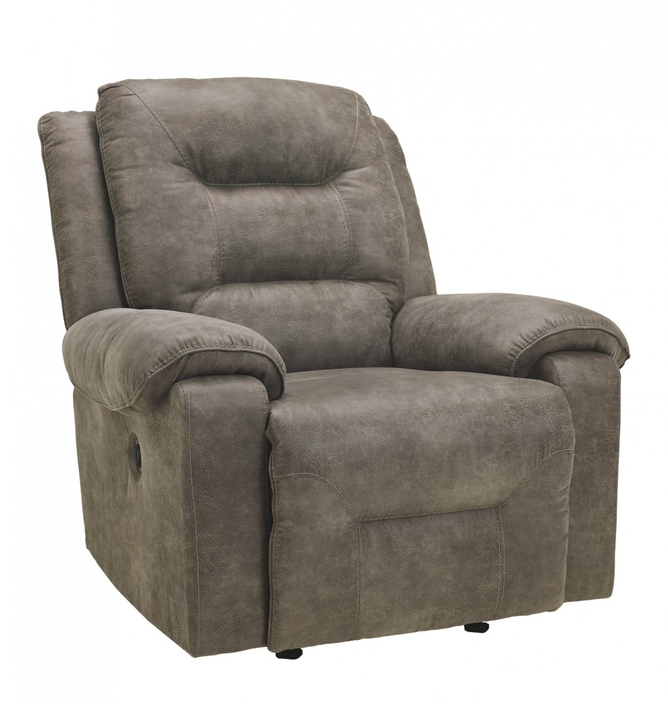 Rotation - Smoke - Power Rocker Recliner