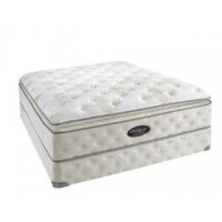 Brier Hill - Simmons Beautyrest World Class Pillow Top Mattress