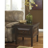 Hindell Park - Square End Table