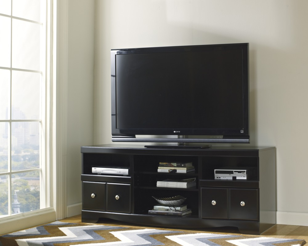 Shay - LG TV Stand w/Fireplace Option