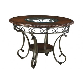 Glambrey - Round Dining Room Table