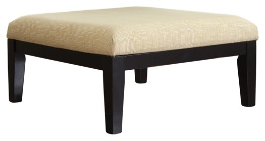 Chamberly - Alloy - Oversized Accent Ottoman