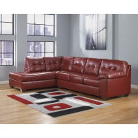 Alliston DuraBlend - Salsa 2 Pc. LAF Chaise Sectional