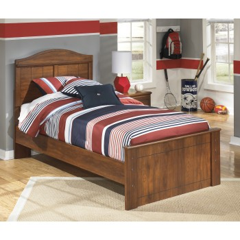 Barchan Twin Bed