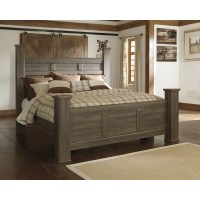 Juararo King Poster Bed
