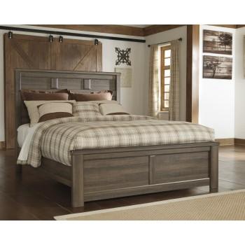 Juararo Queen Panel Bed