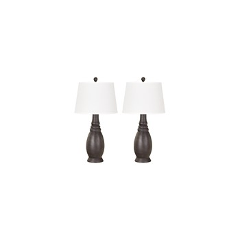 Sydna - Poly Table Lamp (Set of 2)