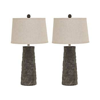 Sinda - Poly Table Lamp (Set of 2)
