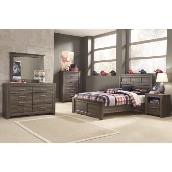 Juararo Full Bed, Dresser & Mirror