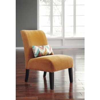 Annora - Orange - Accent Chair