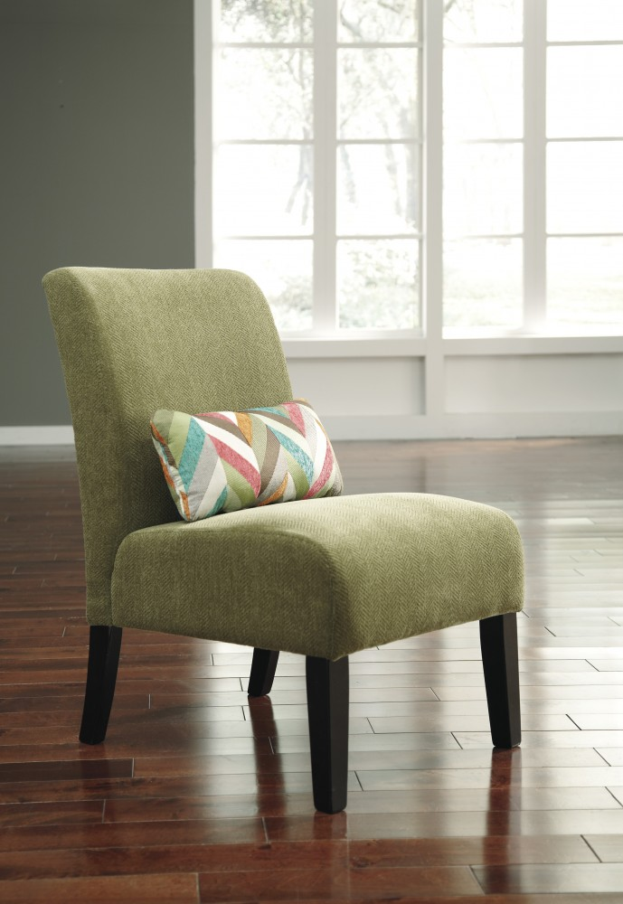Annora - Green - Accent Chair