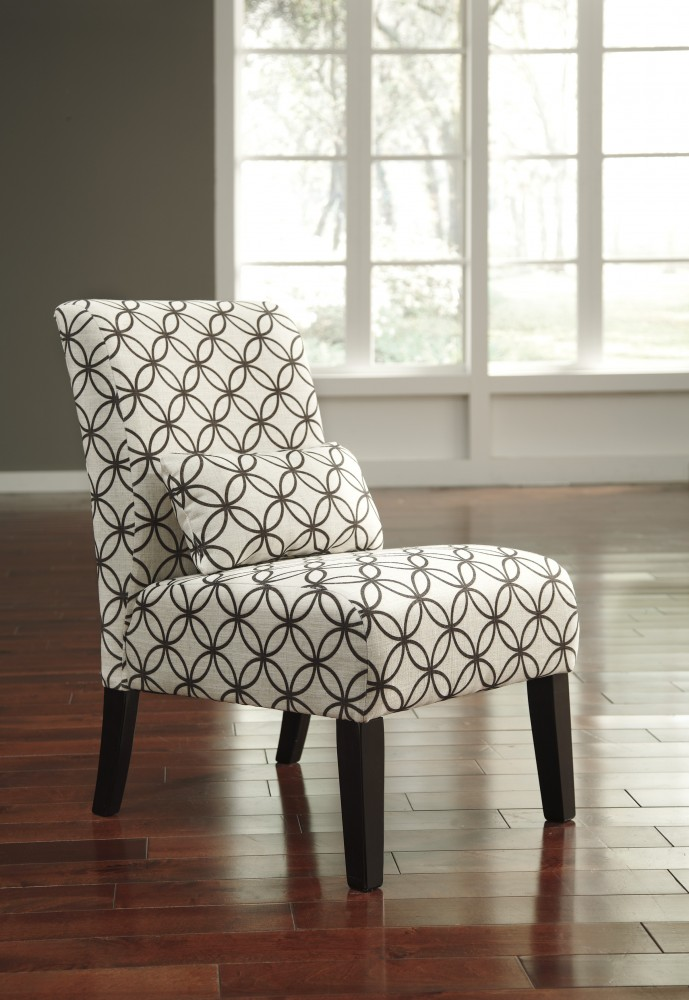 Charmant Annora   Brown   Accent Chair