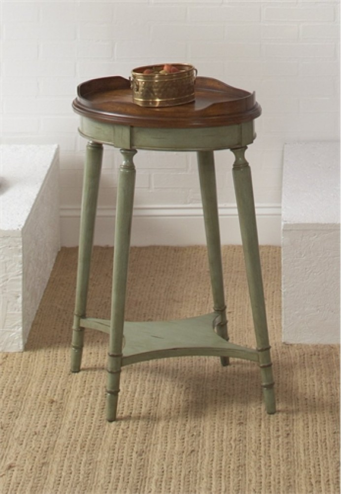 Largo Oval Side Table