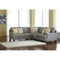 Chamberly - Alloy 3 Pc. Sectional