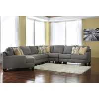 Chamberly - Alloy 5 Pc. RAF Loveseat Sectional
