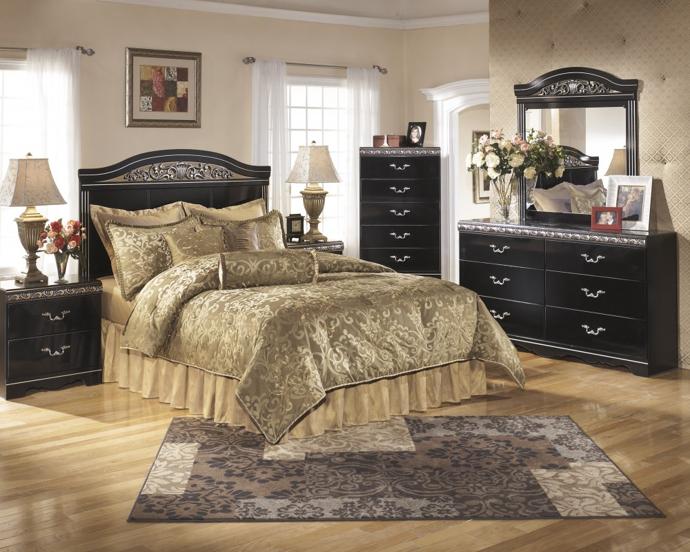 full panel group includes queen timberline mirror pc bedroom dresser product groups sd chest with
