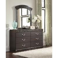 Vachel Dresser & Mirror