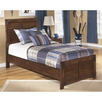 Delburne Twin Bed