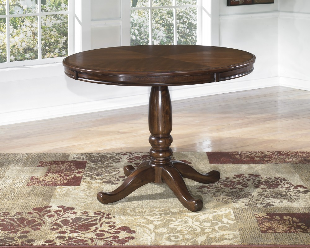 Leahlyn Round Dining Room Table