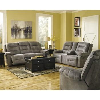 Rotation - Smoke - Reclining Living Room Group