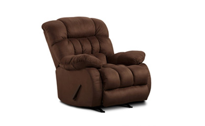 A.W.F. 9200 Soft Suede Recliners