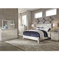 Dreamur 5 Pc Bedroom - Dresser, Mirror & Queen Bed