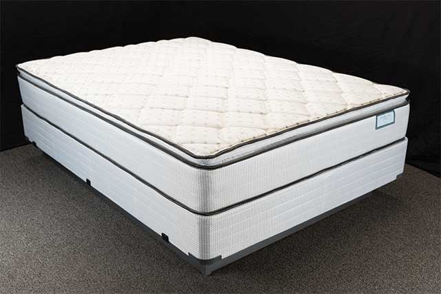A.W.F. Biscayne Pillow Top Mattress