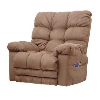 Rocker Recliner w/ Heat and Massage
