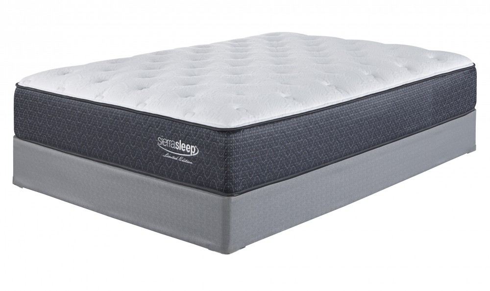 Limited Edition Plush - White - Queen Mattress